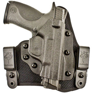 DeSantis Infiltrator AIR IWB Holster Fits Ruger EC9S/LC9S Right Hand Synthetic/Kydex Black