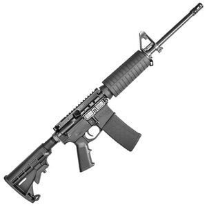 "CORE15 Scout AR-15 Semi Auto Rifle .300 Blackout 16"" Barrel 30 Rounds Black"