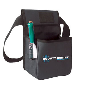 "Bounty Hunter Pouch and Digger Combo 2 Pockets and 9"" Digger"
