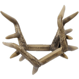 Flextone Battle Bones with Antler Mass Technology and Offset Handles Polymer Antler Color