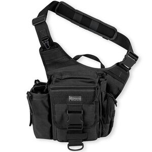 "Maxpedition Jumbo Versipack Bag 9""x8""x3"" Nylon Black"