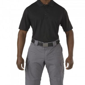 5.11 Tactical Corporate Pinnacle Polo 4XL Black