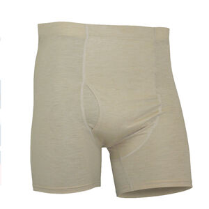 XGO FR Phase 1 Men's Flame Retardant Boxer Briefs Medium Desert Sand