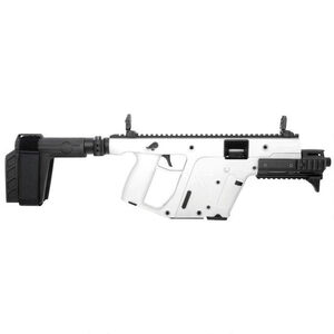 "Kriss USA Kriss Vector Gen II SDP-SB Enhanced .45 ACP Semi Auto Pistol 6.5"" Barrel 13 Rounds Pistol Stabilizing Brace Alpine White Finish"