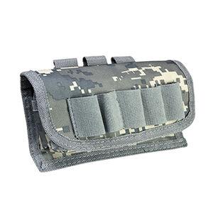 NcSTAR Tactical Shotshell Carrier Nylon Digital Camo