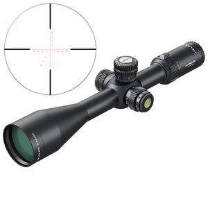 Athlon Helos BTR Riflescope 8-34x56mm, 30mm Main Tube, APMR FFP IR MIL, Glass Etched Reticle, Black