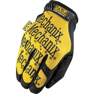 Mechanix Wear Original Gloves Synthetic Large Yellow MG-01-010