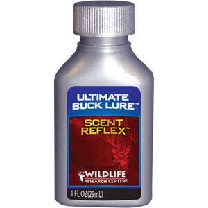 Wildlife Research Center Ultimate Buck Deer Lure 1 Fluid Ounce Bottle
