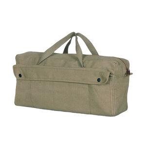 Fox Outdoor Jumbo Mechanic's Tool Bag With Brass Zipper OD Green 40-65