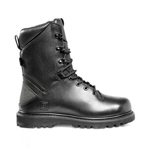 """5.11 Tactical Apex Waterproof 8"""" Boots Size 9.5 Wide Black"""