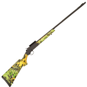 "Savage Stevens 301 Turkey Obsession 20 Gauge Single Shot Break Action Shotgun 26"" Barrel 3"" Chamber 1 Round Bead Sight Picatinny Rail Mount Obsession Camo Synthetic Stock Matte Black Finish"