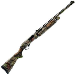 "Winchester SXP Turkey Hunter Pump Action Shotgun 20 Gauge 24"" Barrel 3"" Chamber 5 Rounds Fiber Optic Sights Composite Stock Mossy Oak Break-Up Camo Finish 512307690"