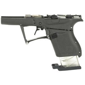 Full Conceal M3D G43 9mm Luger Folding GLOCK Lower Receiver 8 Rounds Polymer Frame Matte Black