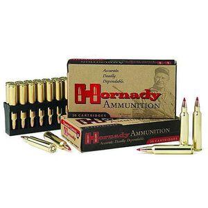Hornady .300 H&H Magnum Ammunition 20 Rounds, IB BT, 180 Grains