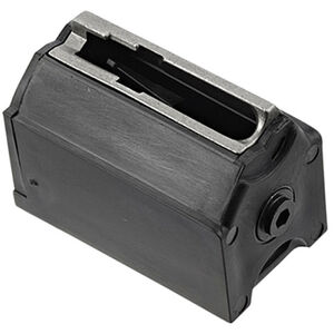 Ruger 77/17 Rotary Magazine .17 WSM 6 Rounds Polymer Matte Black 90521
