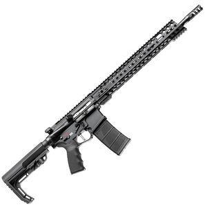 "POF USA Renegade Plus Semi Auto Rifle 5.56 NATO 16.5"" Barrel 30 Rounds Direct Gas Impingement System M-LOK Rail Black Finish"
