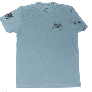 Spike's Tactical Waterboarding instructor Men's Short Sleeve T-Shirt 3X Large Indigo