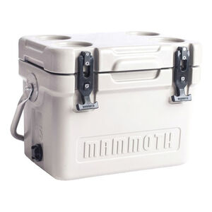 Mammoth Coolers Cruiser 15 Dry Ice Capable 12 qt White
