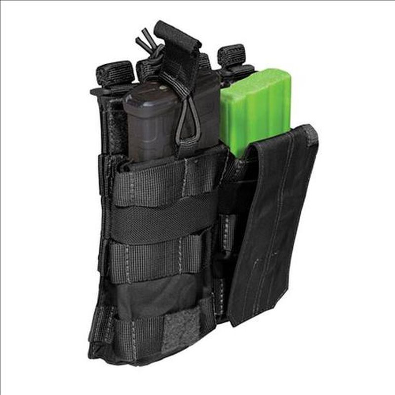 5.11 Tactical Double AR Bungee/Cover Black 56157