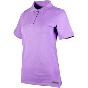 Beretta Special Purchase Women's Corporate Polo Short Sleeve XL Cotton Purple