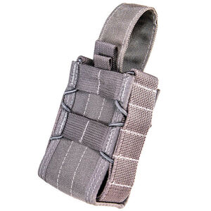 High Speed Gear MOLLE Mounted Stun Gun TACO Wolf Grey