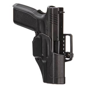 BLACKHAWK! Sportster Standard CQC Concealment Holster Right Handed Black 415625BK-R