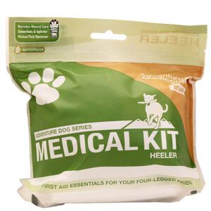 Adventure Medical Kits Adventure® Dog Series Heeler, Pet First Aid Kit, 0135-0120