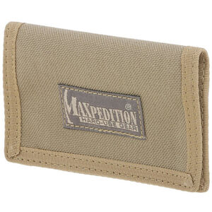 Maxpedition Micro Wallet Nylon Khaki