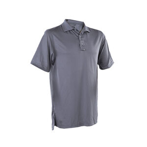 Tru-Spec 24-7 Series Men's Short Sleeve Performance Polo Med Steel Grey