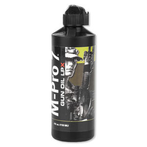 M-Pro 7 LPX Gun Oil Four Ounce Bottle