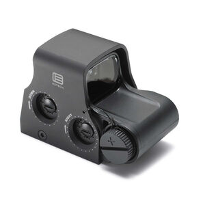 EOTech XPS2-1 Holographic Weapon Sight 1 MOA Dot CR123 Battery Picatinny Black XPS2-1