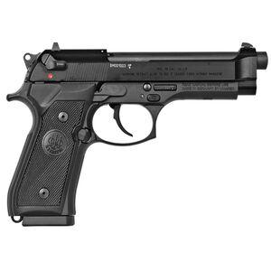 "Beretta M9 .22 LR Semi Automatic Pistol 10 Rounds 5.3"" Barrel Military Markings Black"