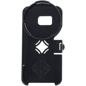 Phone Skope C2KS6E Phone Case Samsung Galaxy S6 Edge ABS Plastic Matte Black