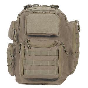 """Voodoo Tactical Mini Matrix Backpack 9""""x13""""x15"""" Pack Cloth Coyote 005107000"""