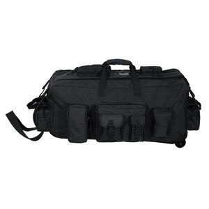 Voodoo Tactical Mojo Bag on Wheels Nylon Black