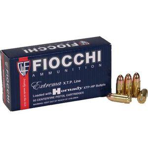 Fiocchi Extrema XTP Line .25 ACP Remington Ammunition 50 Rounds 35 Grain XTP JHP Projectile 900 fps