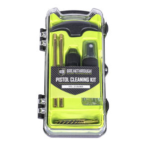 Breakthrough Clean Technologies Vision Series .22 LR Pistol Cleaning Kit
