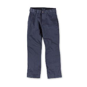 """5.11 Tactical Men's Twill Company Pant 42""""x30"""" Fire Navy"""