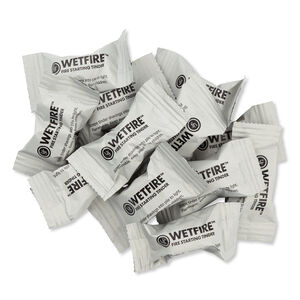 Ultimate Survival Technologies WetFire Tinder 12 Pack 20-1WG0412-BX12