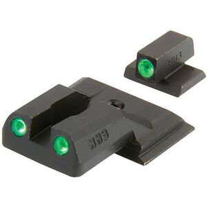 Meprolight Tru-Dot S&W M&P Shield Green/Green Night Sight Set ML11770