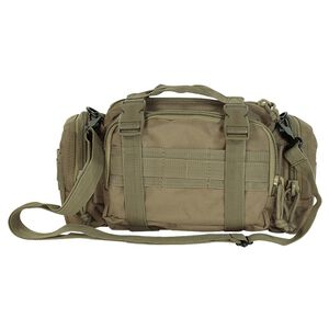 VooDoo Standard Three Way Deployment Bag Nylon Coyote