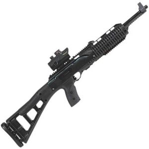 "Hi-Point 4595 Semi Auto Rifle .45 ACP 17.5"" Barrel 9 Rounds Red Dot Sight Weaver Rails Polymer Stock Black 4595TSRD"