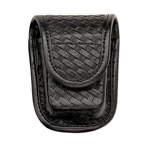 Bianchi 7915 Pager Glove Pouch Hidden Snap Accumold Basket Black 22115