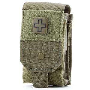 Eleven 10 SABA Pouch Belt/MOLLE Compatible Nylon Ranger Green