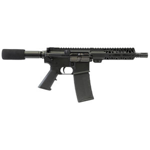 "Talon Armament Tengu TAR-15 5.56 NATO Semi Auto Pistol 7.5"" Barrel 30 Rounds 7"" Free Float Talon M-LOK Hand Guard Pistol Buffer Tube Matte Black"