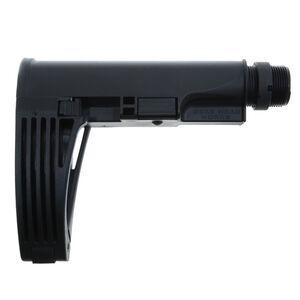 Gear Head Tailhook Mod 2 Pistol Stabilizing Brace Telescoping/Collapsible Design Polymer Matte Black