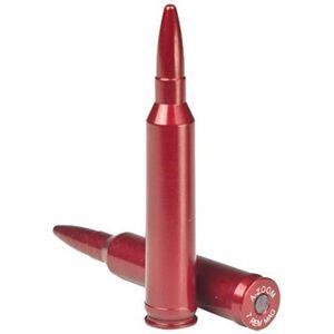 A-Zoom Precision Metal Snap Caps 7mm Remington Magnum Aluminum 2 Pack 12252