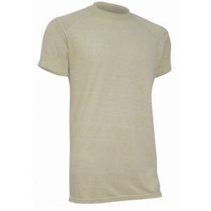 XGO FR Phase 1 Men's Flame Retardant Short Sleeve T-Shirt Large Desert Sand