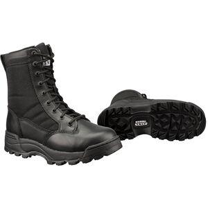 "Original S.W.A.T. Classic 9"" Women's Boot Size 8 Regular Non-Marking Sole Leather/Nylon Black 115011-8"