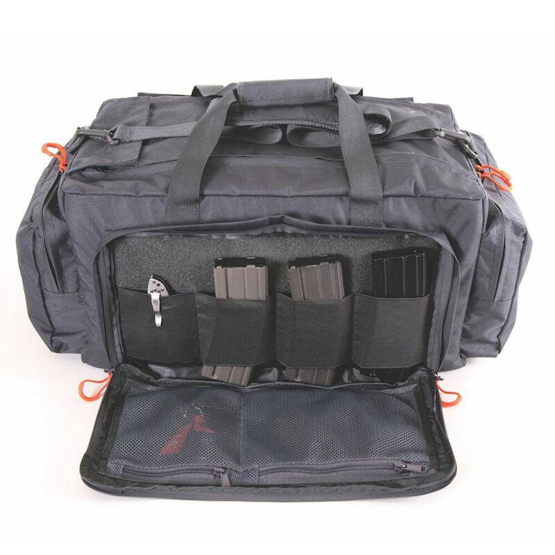 Sentry Sentinel Range Bag Multi Gun YKK Dual Access Zippers Wolf Gray